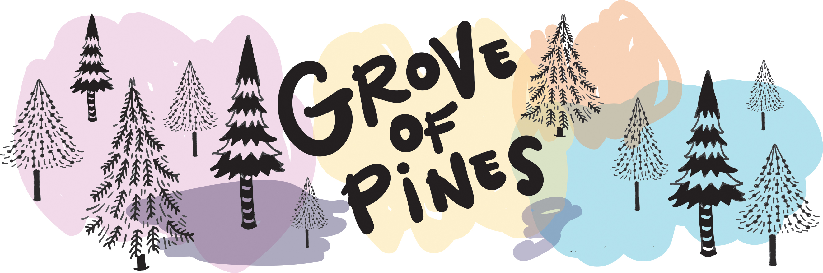 Grove of Pines