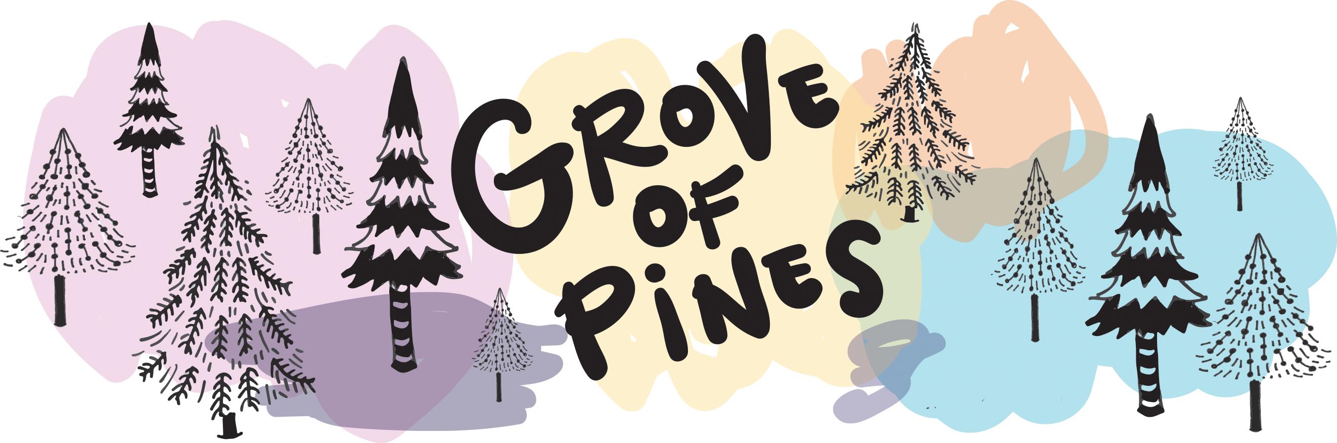 Grove of Pines
